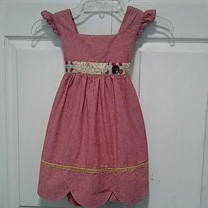 Matilda Jane Serendipity Love Me Junebug Dress 6